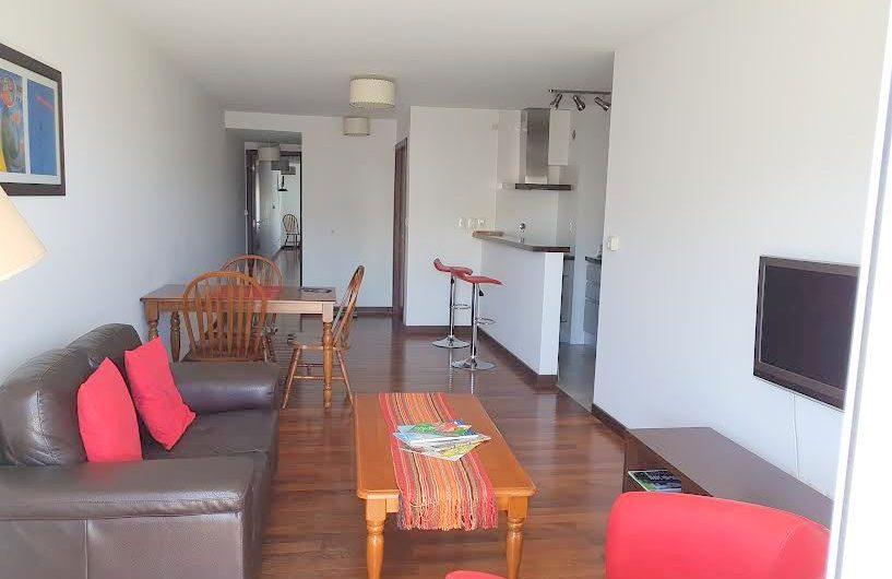 Frente a Parque Villa Biarritz, 1 dormitorio